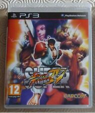 Super Street Fighter 4 / IV - PS3 - Version française ( PAS DE PAYPAL )