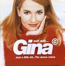 Eurovision UNITED KINGDOM 1996 GINA G Just A Little Bit - ESC SPECIAL CD single