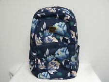 Roxy Huntress Medieval Blue Flower Backpack