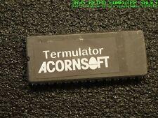 BBC MICRO - BBC MASTER - ACORNSOFT - TERMULATOR V1.62 - ROM - TESTED