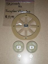 Breadman Bread Maker Rotary Drive Timing Gears for Model BK2000B (Used) BK2000BQ