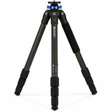 Benro TMA38CL Mach 3 CF Series 3 Long Tripod, 4 Section, Twist Lock - Black (UK)