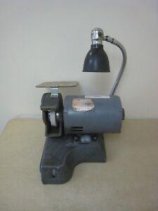 Lisle 91000 1/3HP 115V Drill Bit Sharpener Grinder Incomplete Used Free Shipping