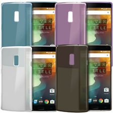 Orzly® FlexiCase for OnePlus 2 Oneplus Two Protective Soft Gel Case(WATCH VIDEO)