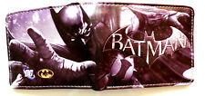 Batman Super Héroe ranuras para tarjetas de crédito billetera de ventana ID Bolsillo para Monedas planteado Detalle