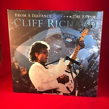 CLIFF RICHARD From A Distance The Event 1990  UK Vinyl LP EXCELLENT COND Live aa