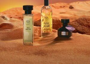 The Body Shop   SCENTS OF LIFE Eau De Toilette   Fragrances Mists Essential Oils