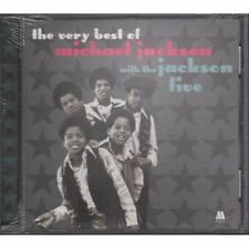 Michael Jackson / La Jackson Five CD la Very Mejor De / Motown Sellado