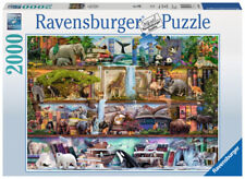 RAVENSBURGER PUZZLE*2000 TEILE*AIMEE STEWART*GROSSARTIGE TIERWELT*OVP