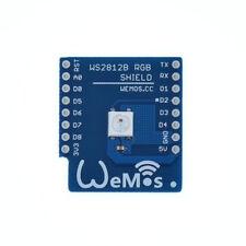 Original WeMos RGB LED Shield for WeMos D1 mini # WS2812B # Arduino & Raspberry