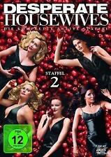 7 DVDs: DESPERATE HOUSEWIVES - die 2. Staffel KOMPLETT