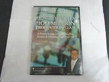 HOW TO BUILD A $100 MILLION PRODUCTION TEAM NEW DVD STEVEN MARSHALL