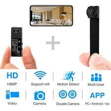 Hidden Spy Camera,1080P WiFi Mini Camera Portable Wireless Security Camer... New