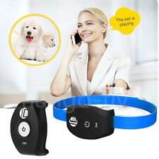 GPS Tracker Locator Mini GPS Tracker for Pet Dog Cat Waterproof Vibration Alarm