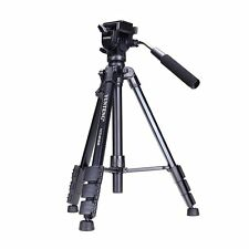 YunTeng Vct-691 Professional Aluminum Tripod Pan Head & Bag Camera Camcorder