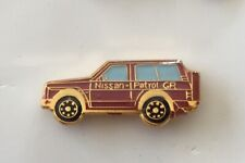 Pin's PIN PINS CAR AUTO VOITURE NISSAN 4X4 PATROL GR