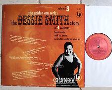 Bessie Smith with Joe Smith & Fletcher Henderson's Hot Six – LP Columbia CL 857