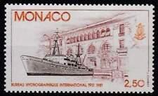 Monaco postfris 1981 MNH 1479 - Hydrografisch Bureau 50 Jaar