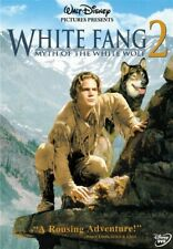 WHITE FANG 2 MYTH OF THE WHITE WOLF New DVD Disney