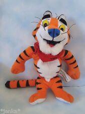 Kellogg's Tony the Tiger Bean Bag Plush ~ 1997 ~ Breakfast Cereal ~ Looks Great!