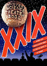Mystery Science Theater 3000: XXIX (DVD, 2014, 4-Disc Set) VERY RARE! BRAND NEW!
