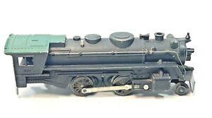 Vintage Marx 666 2 4 2 Steam Locomotive Post War