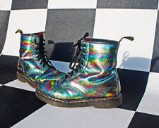 dr martens size 4 (Women's) Rainbow METALLIC SIZE UK 5