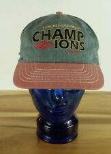 Rare Vintage Umbro strapback Soccer Football hat cap Champions
