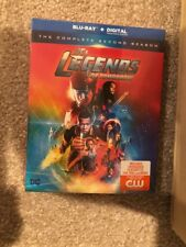 DC Legnds Of Tomorrow The Complete Second Season(Bluray+Digital)Brand New