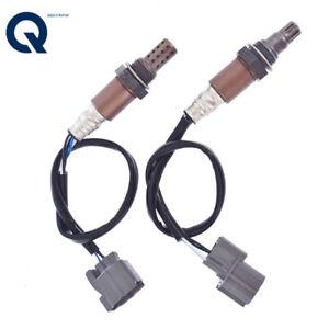For Honda Element 2.4L Air Fuel Ratio Oxygen Sensor Upstream Downstream O2 2X