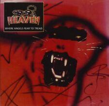 Heaven - Where Angels Fear To Tread  MEGA RARE  (AC/DC, Rose Tattoo)