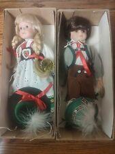 Vintage Porcelain Doll Chili Creation Loving Dolls Hand Made