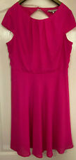 Pink Dress by Billie & Blossom Petite for Dorothy Perkins Size 16