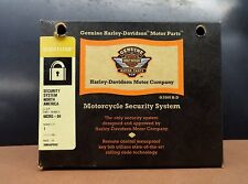 Harley Davidson North America Sportster Security System