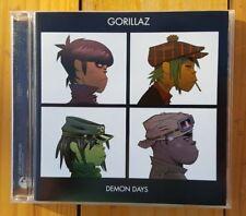 GORILLAZ - Demon Days CD 2005 Danger Mouse