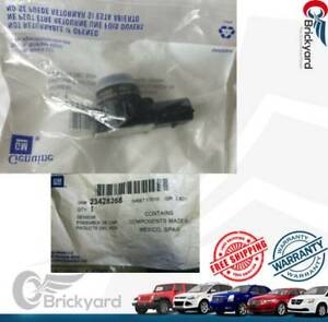 NEW OEM IMPACT PARK ASSIST SENSOR 23428268 FOR CHEVY CADILLAC BUICK 2014-2019