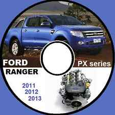 FORD RANGER PX 2011 2012 2013  WORKSHOP SERVICE MANUAL