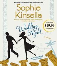 Wedding Night by Sophie Kinsella NEW Sealed Audio CD Unabridged FREE SHIPPING