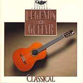 Guitar Player Presents Legends Classical CD Rhino John Williams Andrew York