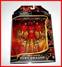 Power Rangers Mystic Force _ Red Fury Dragon Ranger _ ** MIB **