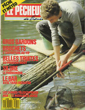 Revue le pêcheur de France No 81  Avril 1990