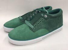 The Hundreds Johnson Mid Sz 8.5 Original Style Streetwear Green BNIB