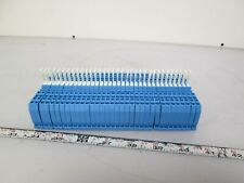 Lot of 34 Wago 280-685 Disconnect Terminal Blocks Blue 300V 15A 26-12AWG