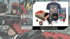 Marvel Collector Corps - SUPERHERO SHOWDOWN (LARGE) - FEBRUARY 2017 BOX ~ FUNKO