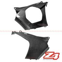DISCOUNT 2007 2008 GSX-R 1000 Side Mid Trim Cover Fairing Cowling Carbon Fiber