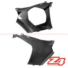 2007 2008 Suzuki GSX-R 1000 Side Mid Trim Cover Panel Fairing Cowl Carbon Fiber