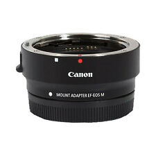 Genuine Canon EF-EOS M to EF and EF-S Lens Adapter Without Tripod Adapter