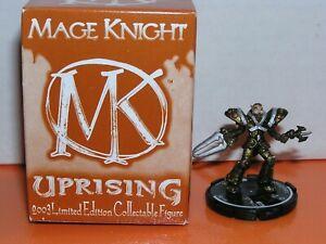 Mage Knight Uprising #114 Lord Dragoneye