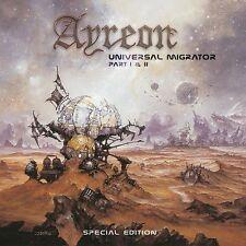 Universal Migrator, Pts. 1-2 - Ayreon -(Arjen Anthony Lucassen) 2 CDs-MINT