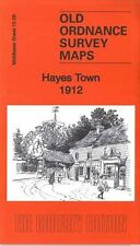 MAP OF HAYES TOWN 1912
